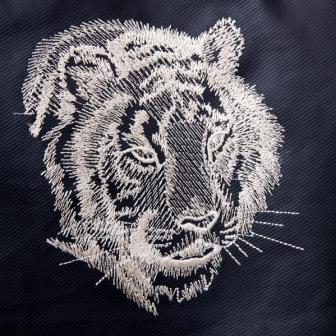 tijgerkop bernina